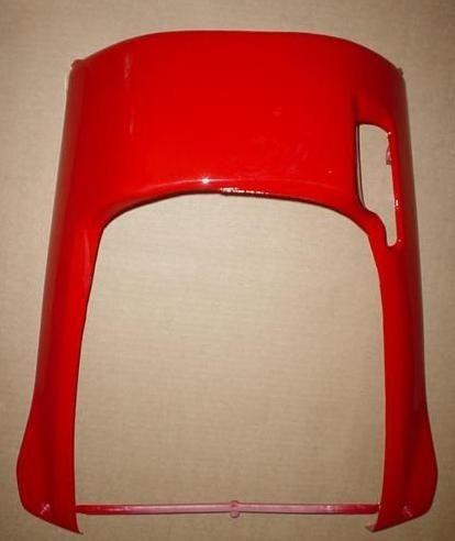 Verkleidung Bodenverkleidung rot PEGASUS CORONA Sport TGB