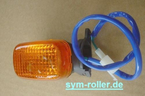 Blinker hinten links SYM jet50/Red-Devil 50