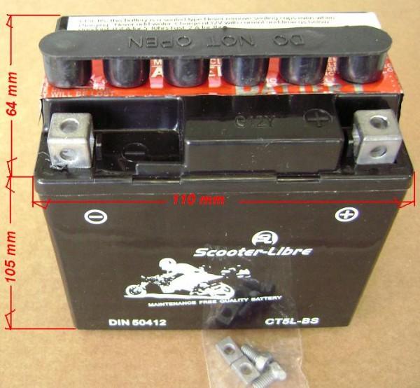 Batterie BAOTIAN, JINLUN (China-Roller)