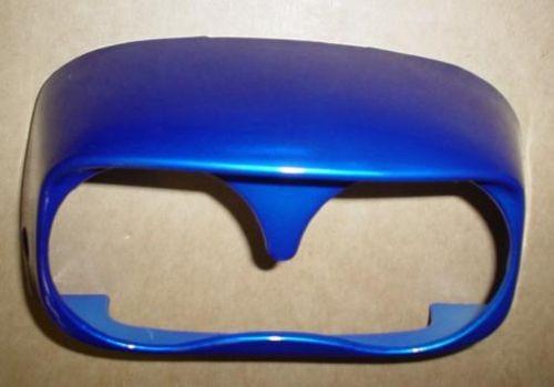 Verkleidung Ruecklicht blau SKY (Rücklicht)