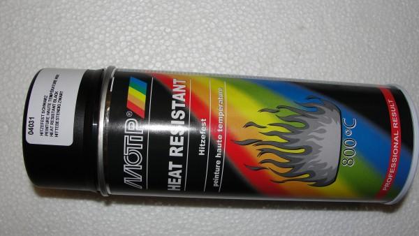 Auspufflack matt-schwarz PEGASUS Roller TGB