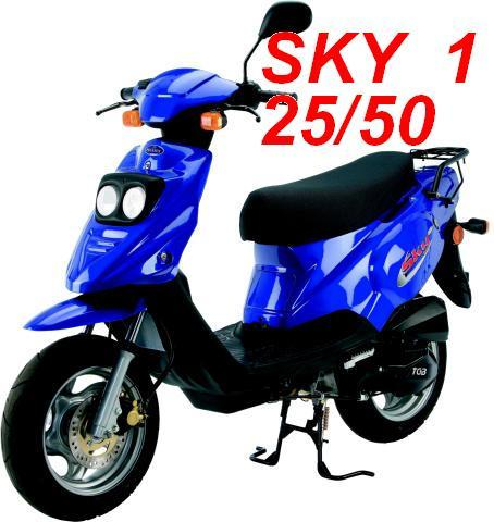 Pegasus Roller Sky 50