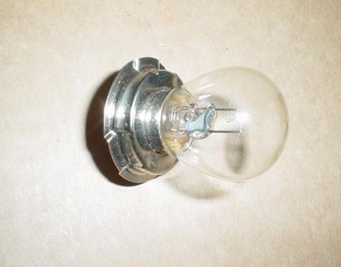 Scheinwerferbirne 12 Volt 15 Watt SKY 1