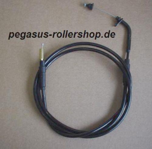 Gaszug PEGASUS SKY 50ccm, Modell 1 ab Fahrgestell-Nr 623406