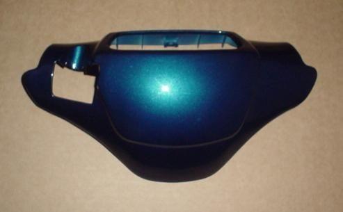Verkleidung Lenkerverkleidung blau SKY 1