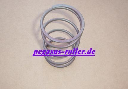 Variomatik-Feder hinter Variomatik. PEGASUS SKY, Corona, R50X,