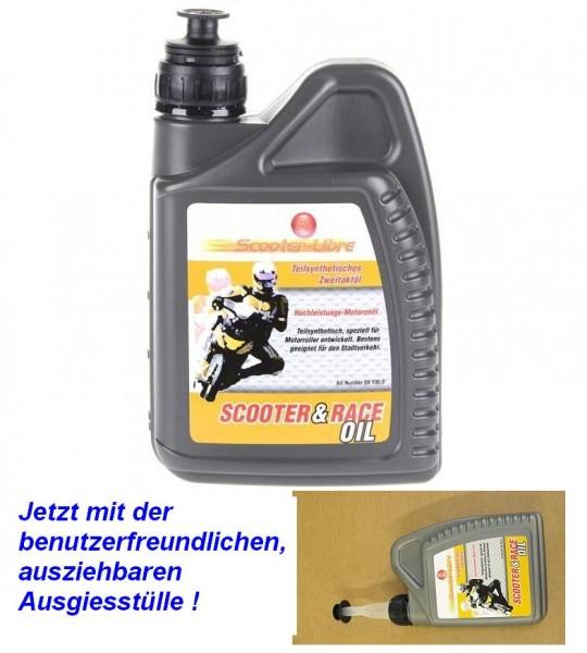 2-Takt Oel (Öl) PEGASUS 50 ccm Sky Corona R50X PEUGEOT Speedfigh