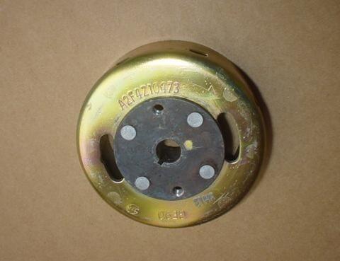 Polrad Zuendung (Zündung) PEGASUS 50ccm SKY CORONA R50X TGB