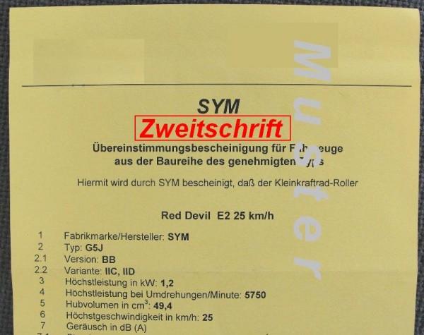 Ersatzbetriebserlaubnis SYM Papiere SYM ab 2006 (Unwiderrufbar)-Copy