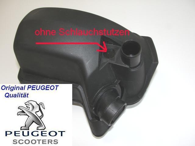 Peugeot Jet Force Jetforce C-Tech 50 Ersatz Luftfilterkasten Luftfilter komplett