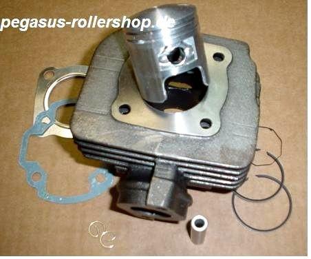 Zylinder mit Kolben PEGASUS 50ccm SKY Corona R 59X TGB ( Nachbau