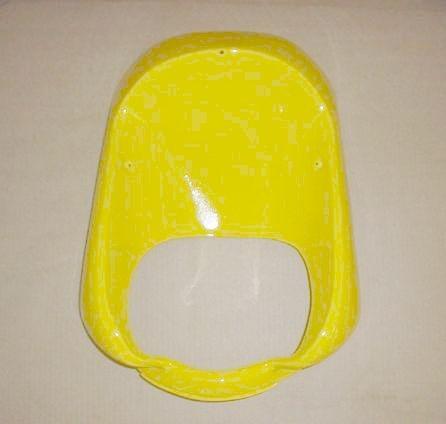 Verkleidung Frontverkleidung gelb untenCORONA Sport