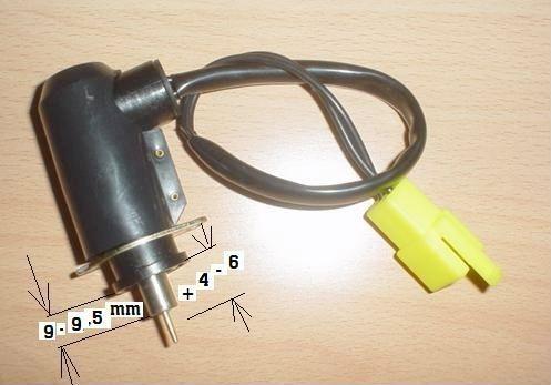 Vergaser-Kaltstartautomatik PEGASUS 50ccm SKY CORONA R50X TGB