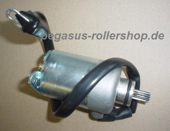 Anlasser - Motor PEGASUS Corona 125 ccm