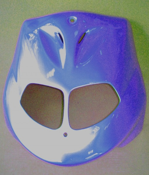 Verkleidung Frontverkleidung blau PEGASUS SKY 2