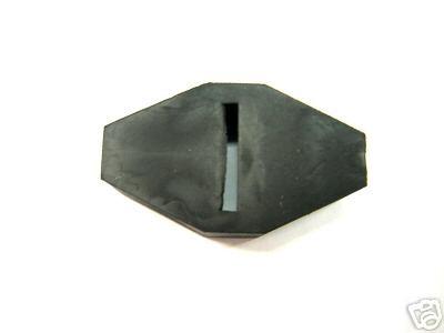 Dämpfungsgummi für Saxonette Spartamet Auspuff-Dämpfung